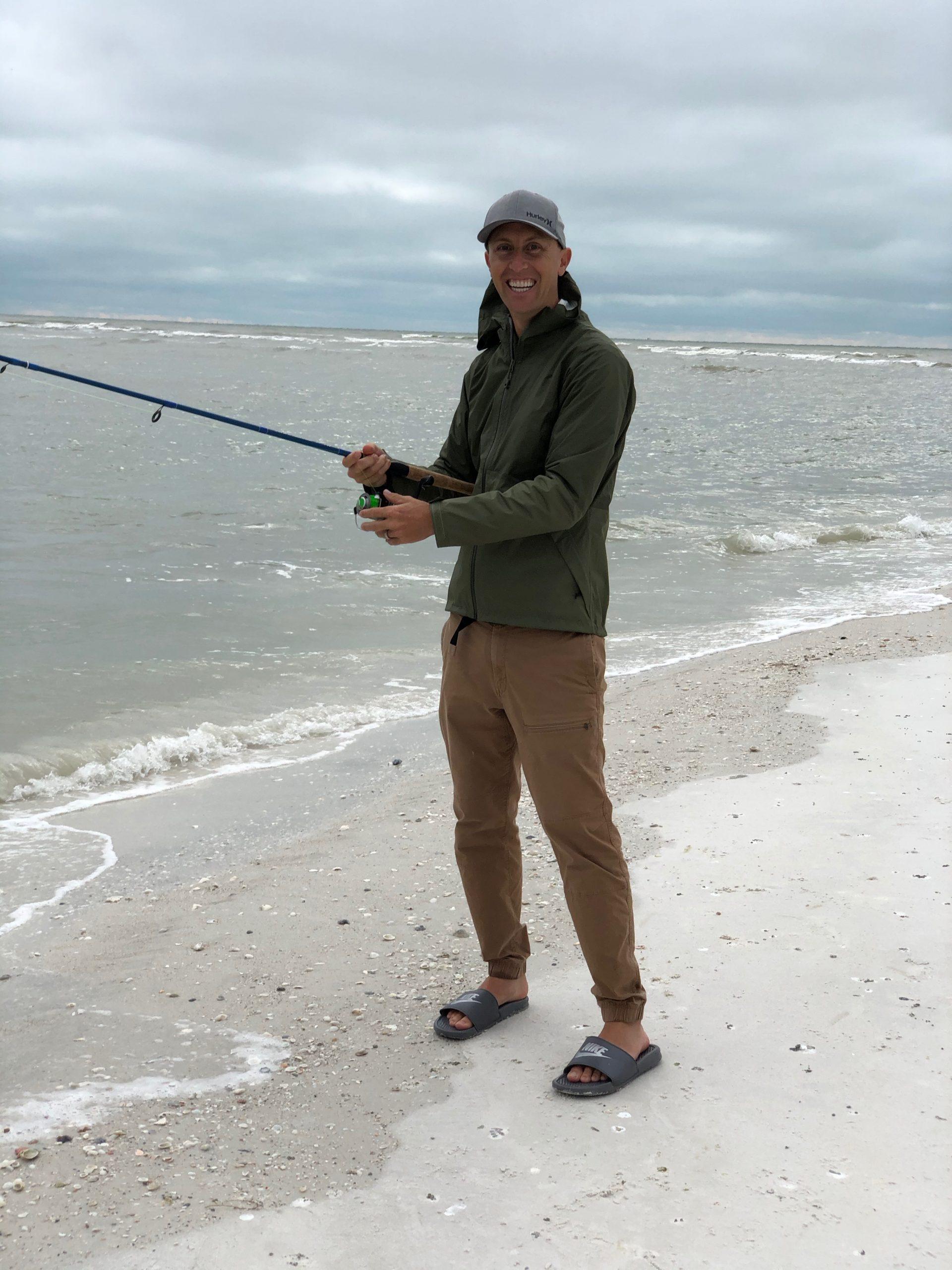 Matt Middlestetter Fishing